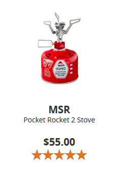 ea8da374f75 The MSR Pocket Rocket 2 Stove is such a mainstay in our stove line-up that  it is available at all 13 VPO Store locations and online.