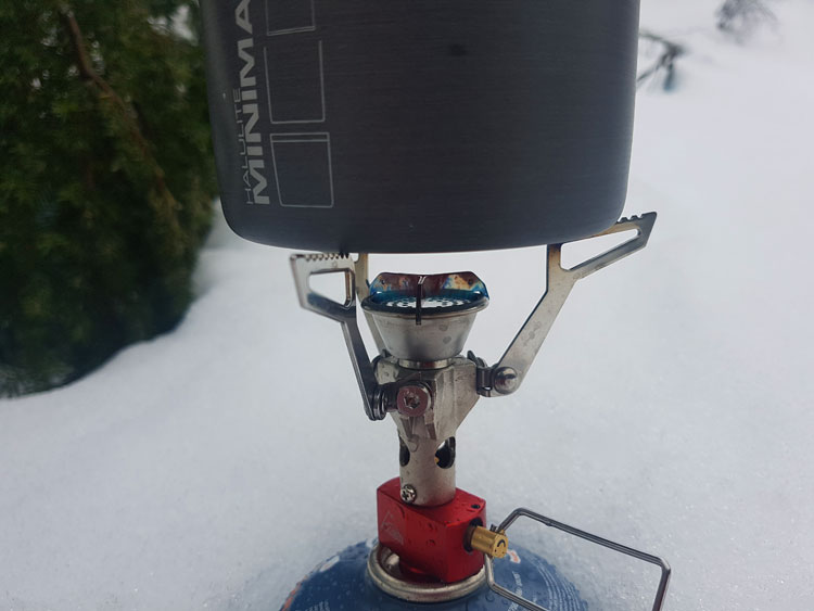 MSR Pocket Rocket 2 Stove Review Canada