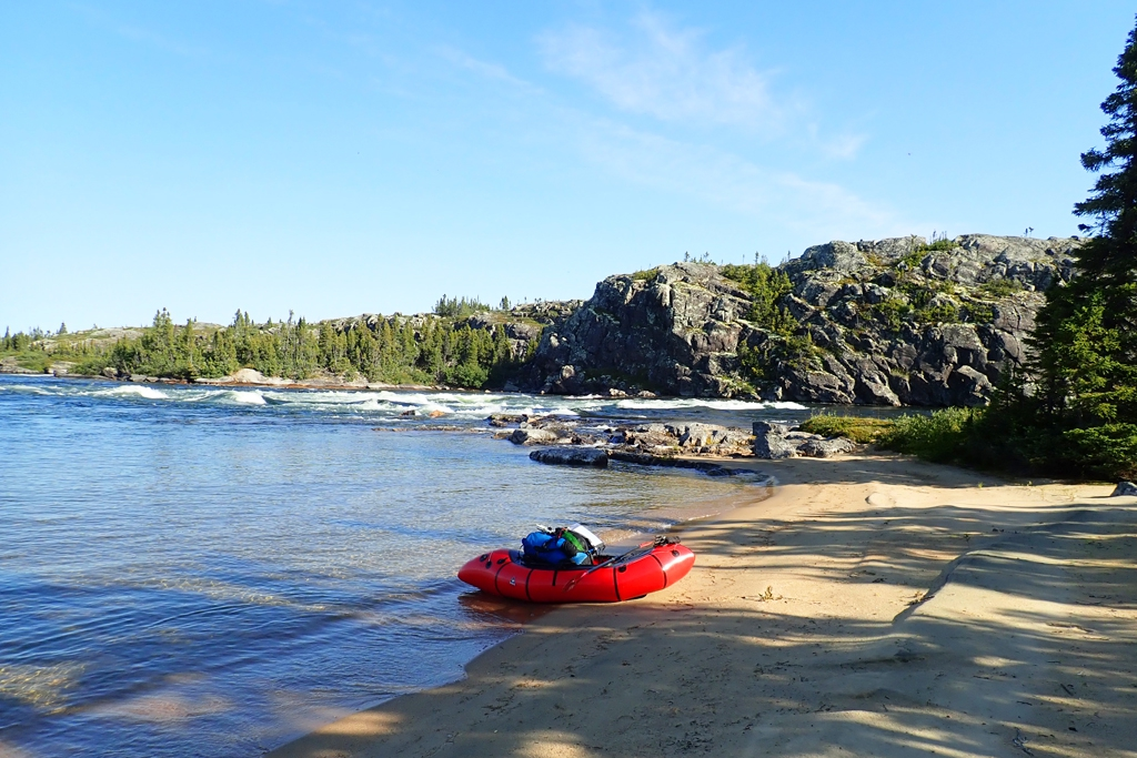 Go further with a packraft