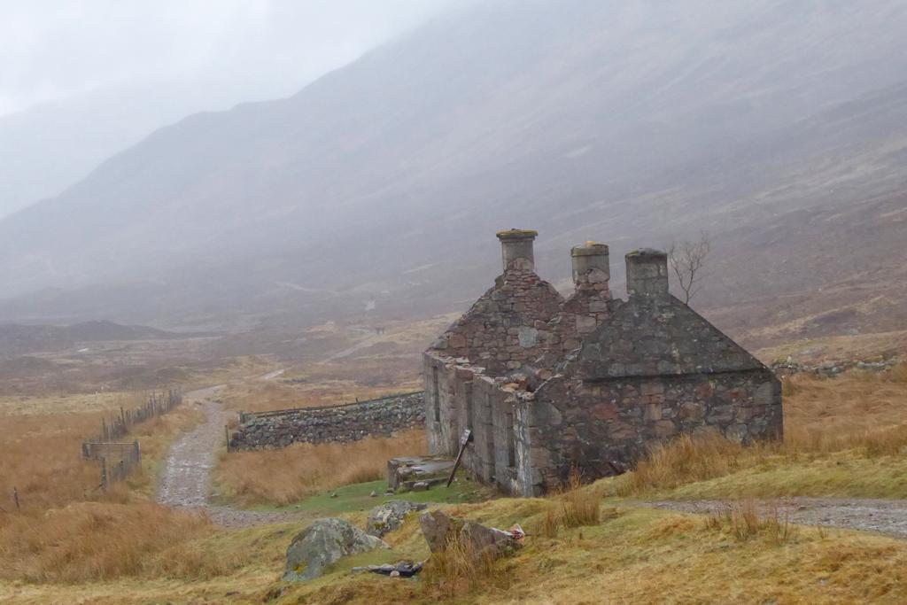 Thru Hiking the West Highland Way in Scotland