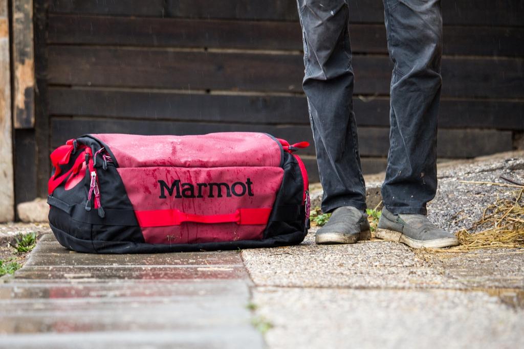 Marmot Long Hauler Duffel Bag Canada