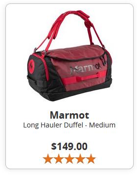 Marmot Long Hauler Duffel Bag Online Canada