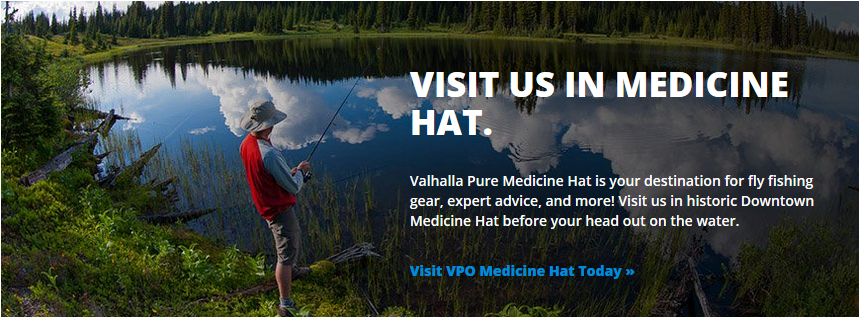 Medicine Hat Fly Fishing Store