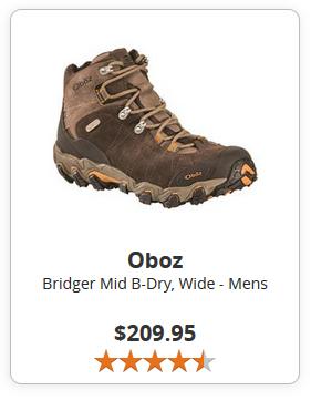 Buy Oboz Bridger Boots Online