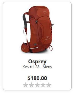 shop Osprey Kestrel Packs Online Canada