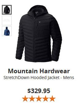 Mountain Hardwear StretchDown Mens Canada