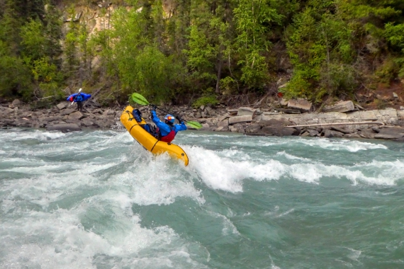 Canada Packrafting Round-up 2018