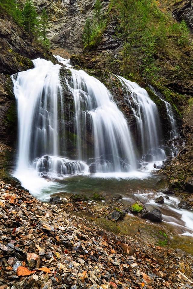 McDiarmid Falls British Columbia