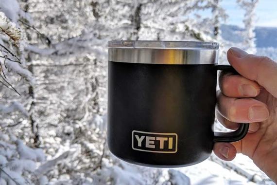 Yeti Rambler 14 oz Mug Canada