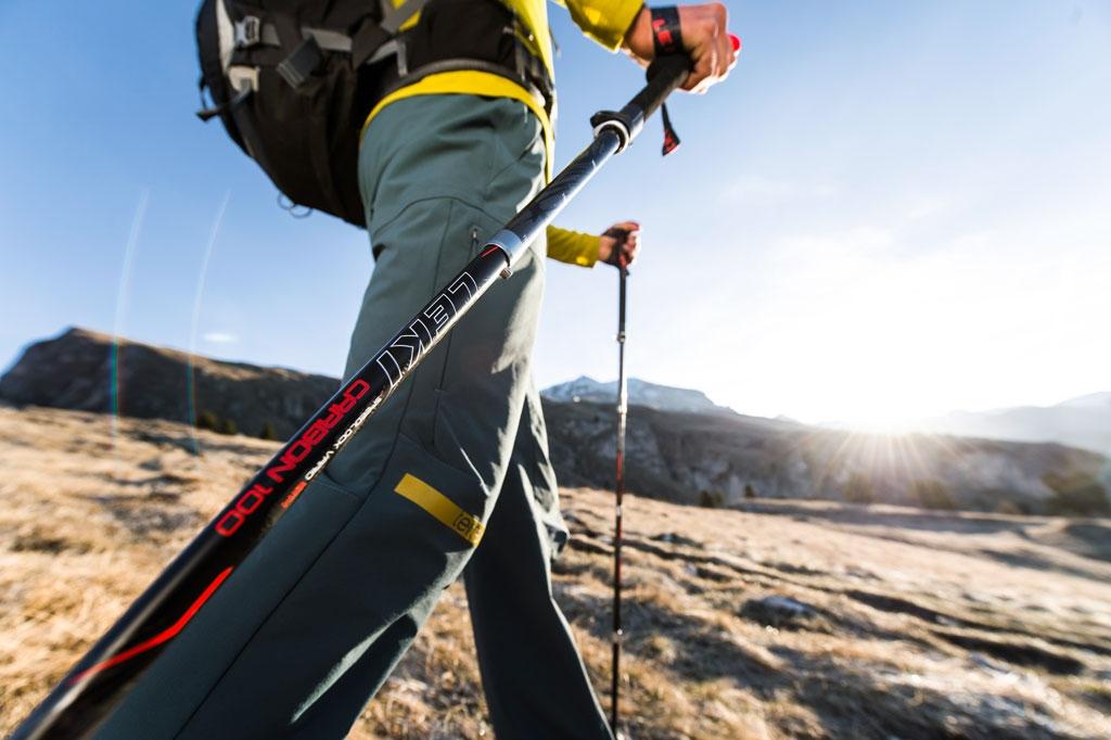 Leki Winter Trekking Poles Canada