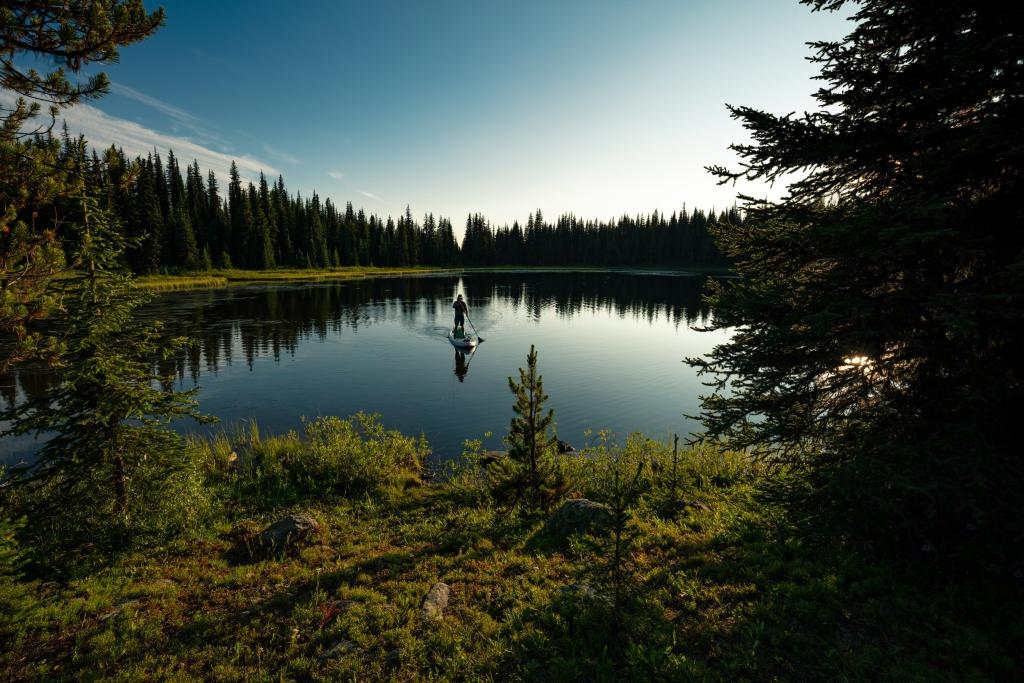 Bote Lake