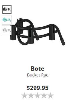 Bote Bucket Rac