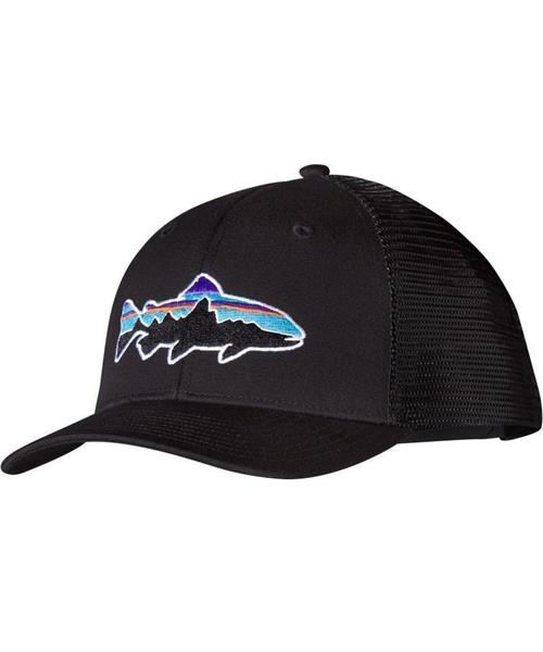Patagonia Fitz Roy Trout Trucker Hat dd39e79acda0
