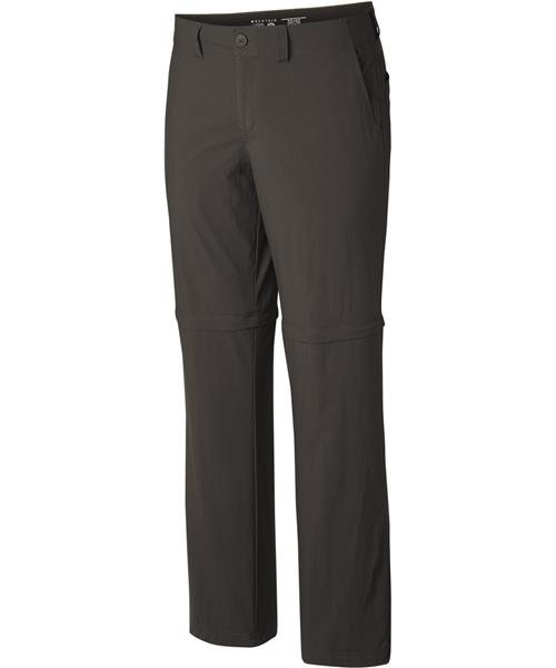 4340aa00d9 Mountain Hardwear Castil Convertible Pant, 32 Inseam - Mens - Shark. Mountain  Hardwear