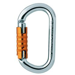 Petzl OK Carabiner Triact-Lock-Not Applicable