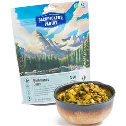 Backpackers Pantry Katmandu Curry - 2 Serving (Gluten & Wheat Free)-Not Applicable