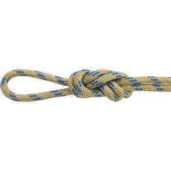 "Maxim Nylon Accessory Cord, 5/16"" / 8mm x 92m - Gold / Blue LT (Sold p/mtr)-Not Applicable"