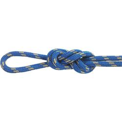 "Maxim Nylon Accessory Cord, 5/16"" / 8mm x 92m - Blue / Gold DK (Sold p/mtr)-Not Applicable"