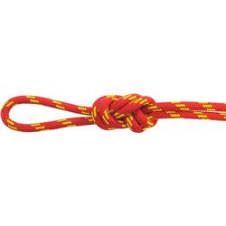 "Maxim Nylon Accessory Cord, 9/32"" / 7mm x 92m - Red / Yellow DK (Sold p/mtr)-Not Applicable"