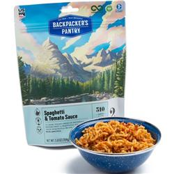 Backpackers Pantry Spaghetti & Sauce - 2 Serving-Not Applicable
