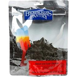 Backpackers Pantry Sweet and Sour Rice with Chicken - 2 Serving (Gluten & Wheat Free)-Not Applicable
