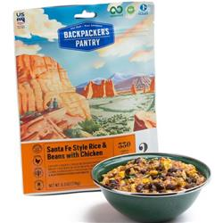 Backpackers Pantry Santa Fe Style Chicken - 2 Serving (Gluten & Wheat Free)-Not Applicable
