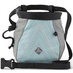 Prana Large Chalk Bag with Belt - Womens-Agave Samba