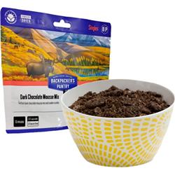 Backpackers Pantry Dark Chocolate Cheesecake - 2 Serving-Not Applicable