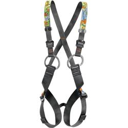Petzl Simba Full-Body Harness - Kids-Not Applicable