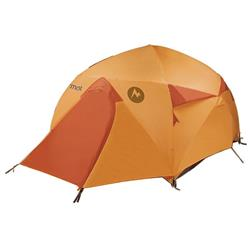 Marmot Halo 4P, 4 Person, Family Tent-Pale Pumpkin / Terra Cotta