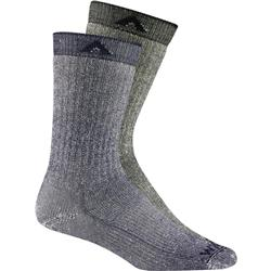 Merino Comfort Hiker Socks - 2-Pack