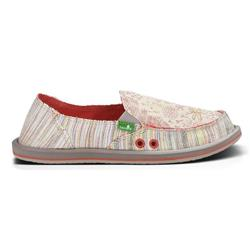 Sanuk Scribble - Womens-Tropical