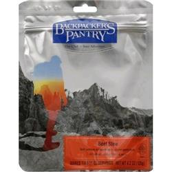 Backpackers Pantry Stew with Beef - 2 Serving-Not Applicable