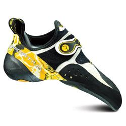 La Sportiva Solution - Mens-White / Yellow