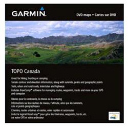 Garmin TOPO Canada DVD-Not Applicable