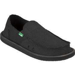 Sanuk Vagabond - Mens-Blackout