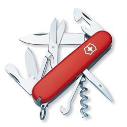 Victorinox-Switzerland Climber - Red - Boxed-Not Applicable