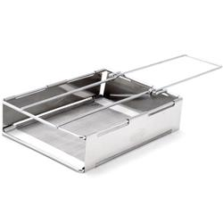 GSI Outdoors Glacier Stainless Toaster-Not Applicable
