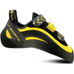 La Sportiva Miura VS - Mens-Yellow / Black