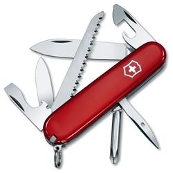 Victorinox-Switzerland Hiker - Red - Boxed-Not Applicable