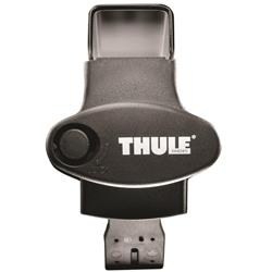 Thule CrossRoad Railing Foot Pack-Black