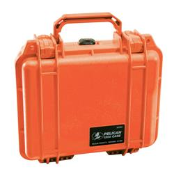 Pelican Products 1200 Case with Foam - Orange (1200 WL / WF)-Not Applicable