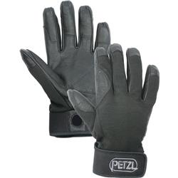 Petzl Cordex Lightweight Belay / Rappel Glove-Black