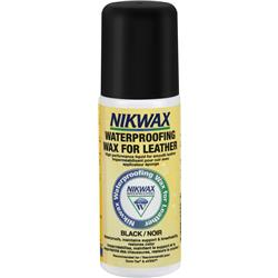 Nikwax Waterproofing Waterproofing Wax for Leather 4.2oz / 125ml - Black-Black