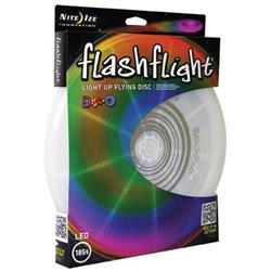 Nite-Ize FlashFlight LED Light-Up Flying Disc - Disc-O-Not Applicable