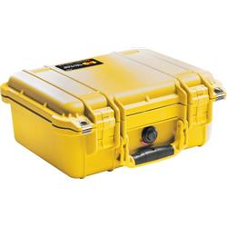 Pelican Products 1400 Case with Foam - Yellow (1400 WL / WF)-Not Applicable