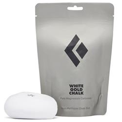 Black Diamond White Gold Pure Chalk - Non-Refillable Chalk Shot - 50g-Not Applicable