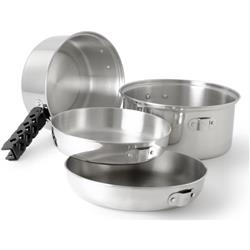 GSI Outdoors Glacier Stainless Cookset - Medium-Not Applicable