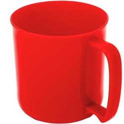 GSI Outdoors Cascadian Mug - Red-Not Applicable