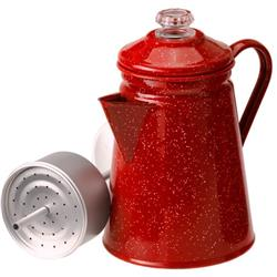 Percolator 8 Cup - Red